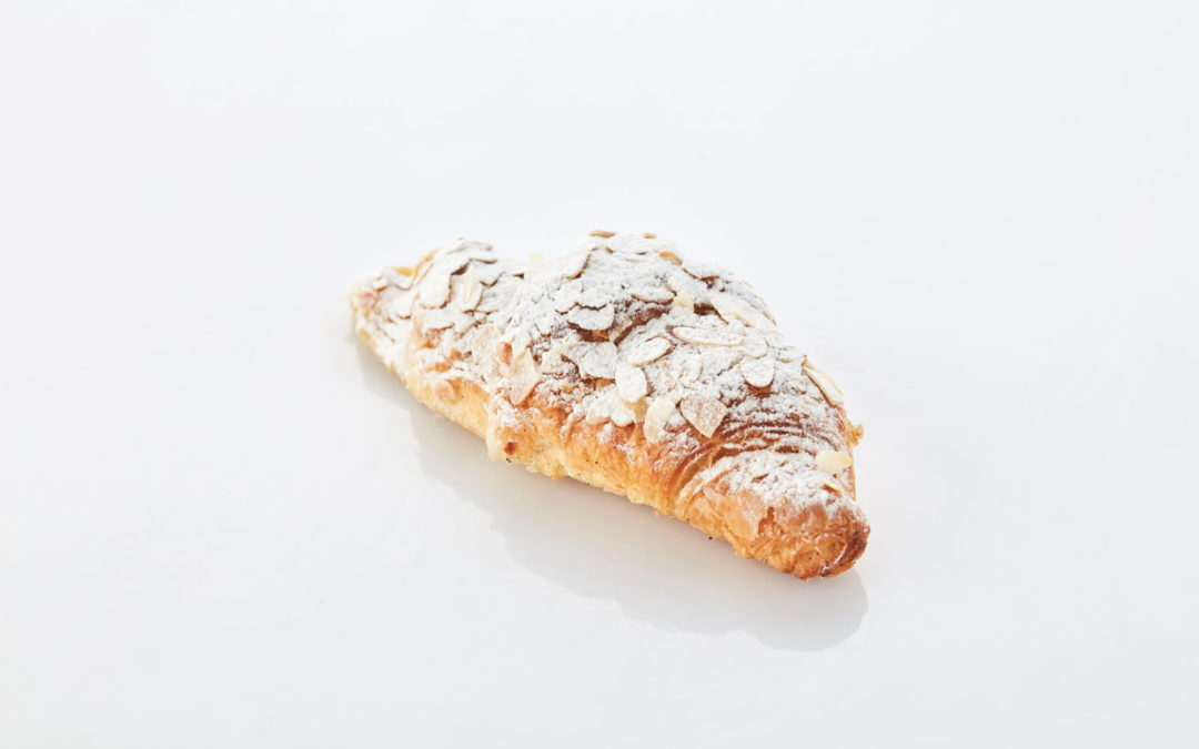 Croissant amandel crème
