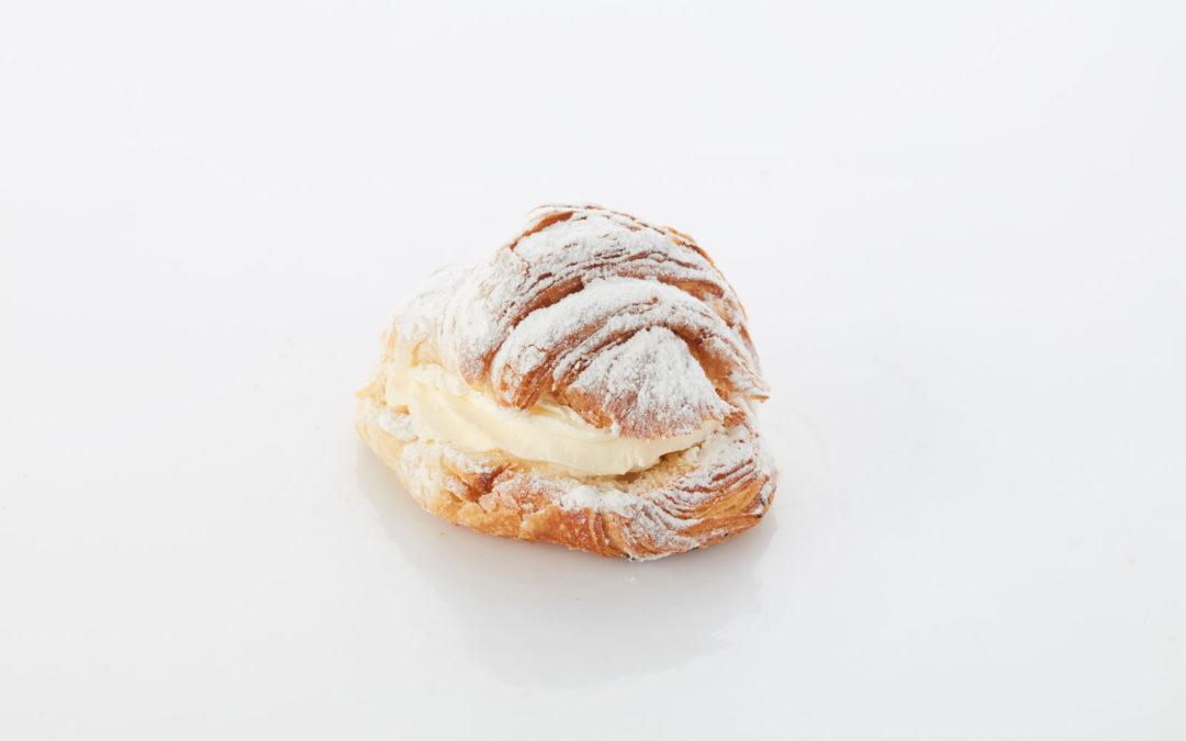 Boterkoek crème fraîche